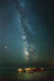 Menorcan Night Sky
