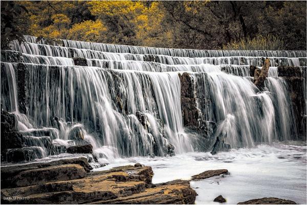 Horseshoe Waterfall by SpiritDarco
