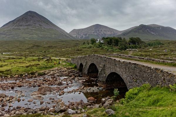 The old bridge by wenga2645