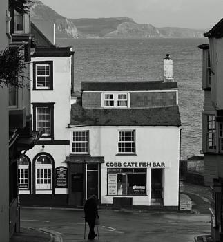 The Square, Lyme Regis
