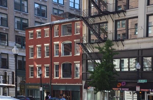 Boston City Massachusetts USA by VincentChristopher