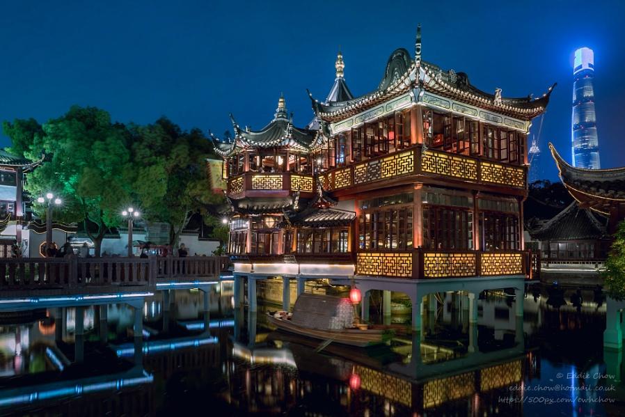 Shanghai Old City (III)