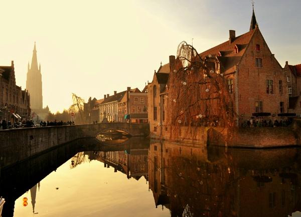 Brugge by ktboldy