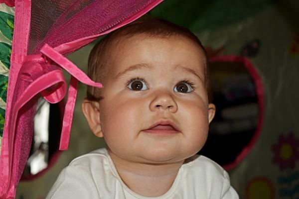Priya my 8 month old daughter :) by Nikonamatuer26