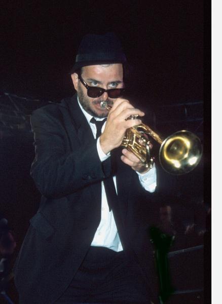 the jazz man by derekd