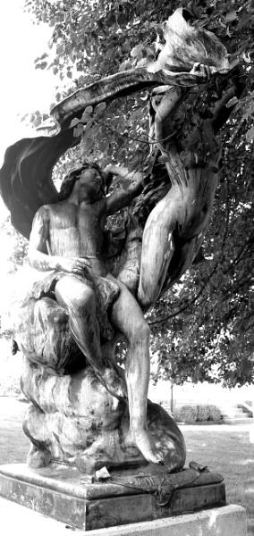 """~ \""""Bronze Twins III\"""" by LexEquine"""