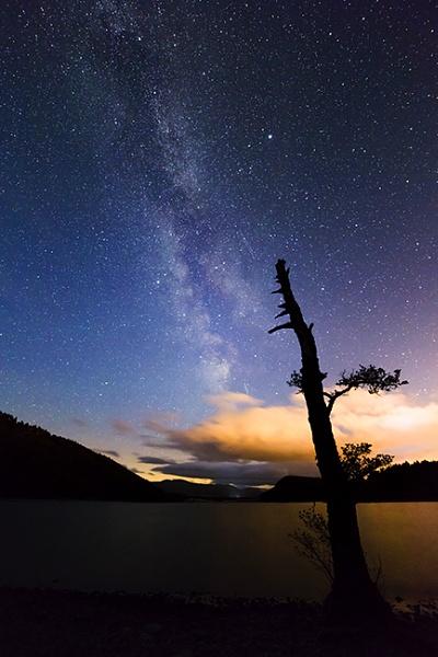 Milky Way, Aviemore by wardc