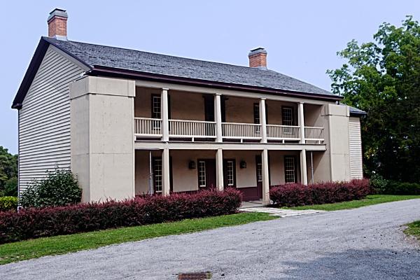Battlefield House in Stoney Creek