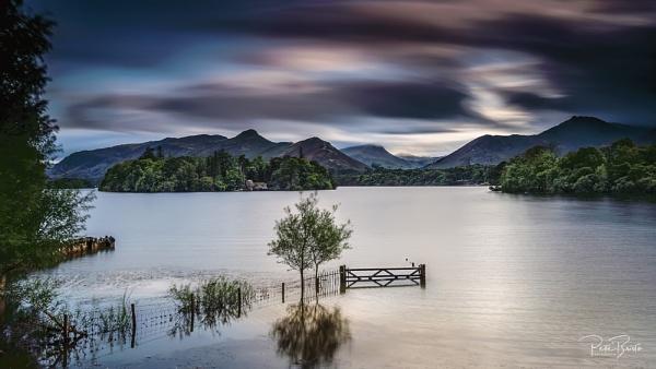 Derwent Water Gate by Pete2453
