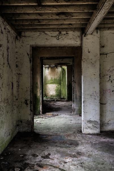 The Open Door by karlfox