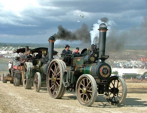 Dorset Steam Fair by JuBarney