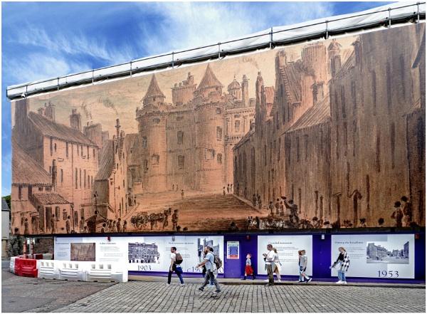 Old Edinburgh by mac