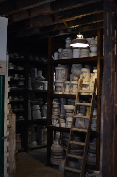 Mould Room - Middleport Pottery by DaveHoskins