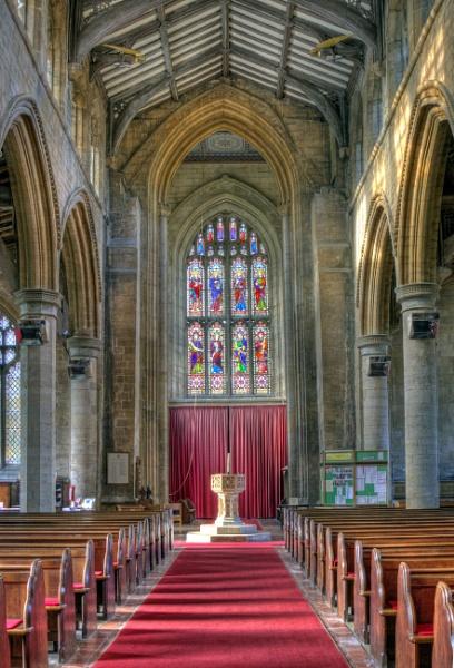 Pinchbeck Church by mm5040