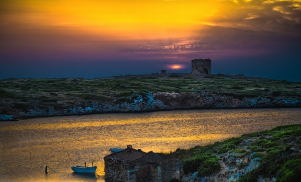 Menorca Sunset by Legend147