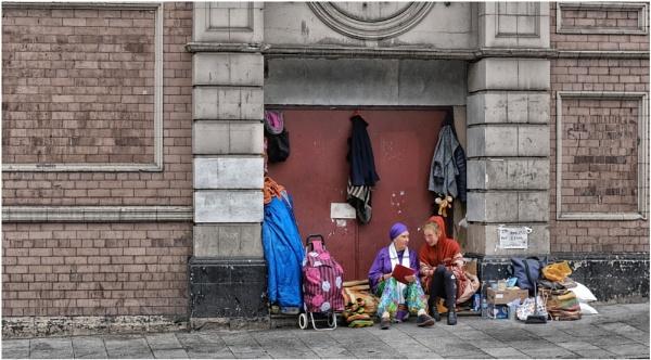Doorway Wardrobe by BigAlKabMan