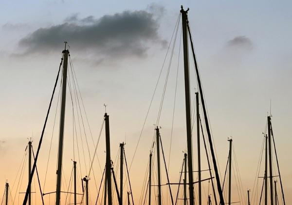 Masts by SHR