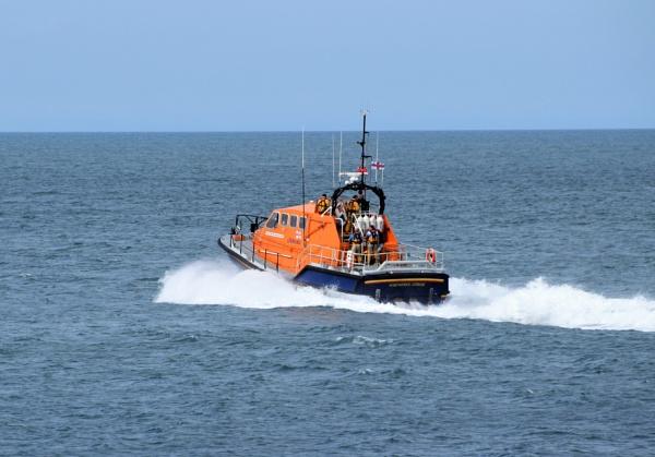 Portpatrick Lifeboat