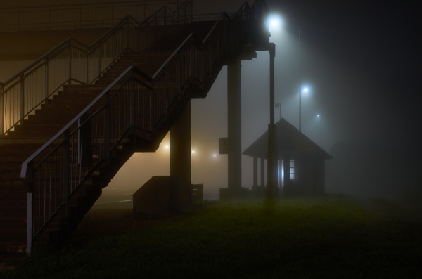 August night by grulis