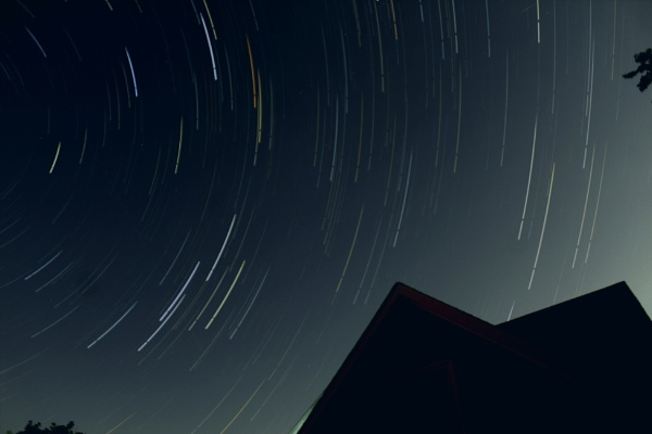 star trails by cappelli