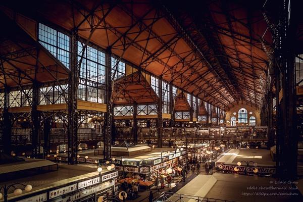 Great Market Hall (II) by chowe328