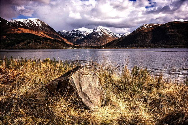 Loch Leven by dven