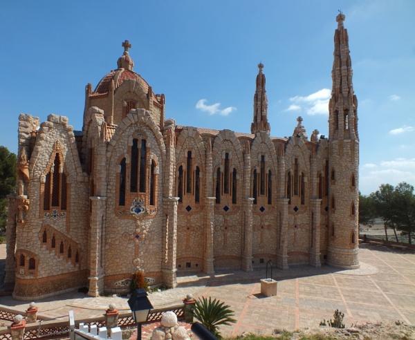 Santuario de santa maria magdalena by Robothor