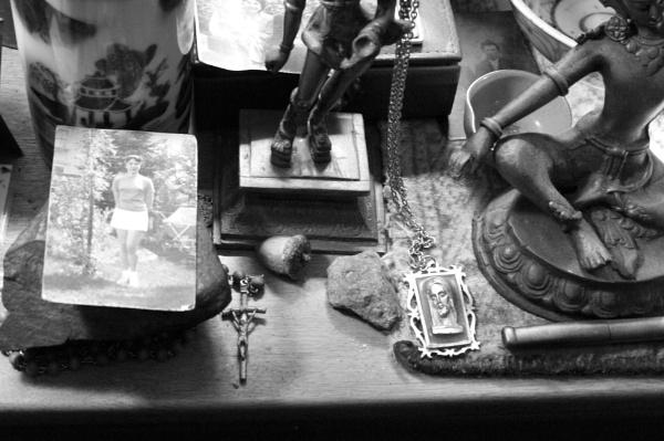 "~ \""My Parent\'s Altar\"" by LexEquine"