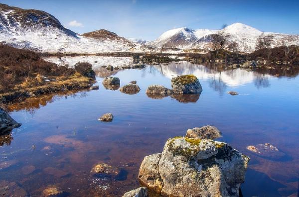 Scotland by Trevrox