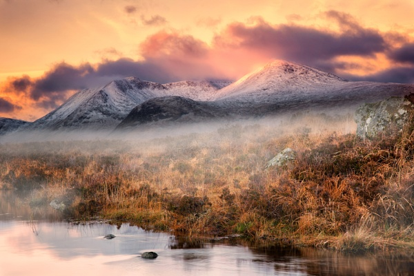 Rannoch Dawn by douglasR