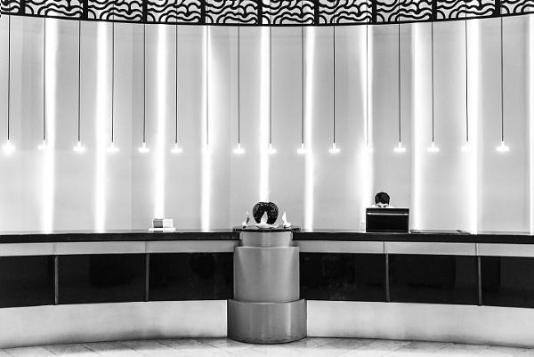 Hotel Reception by sitan1