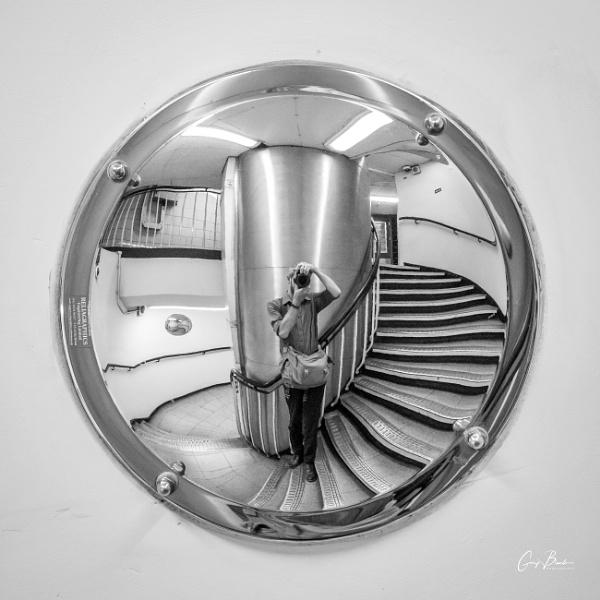 Week 29/52 - Self Portrait by MonochromeTear