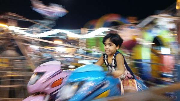 Childhood fun by clicknimagine