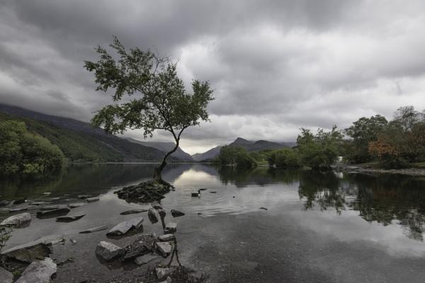 Llyn Padarn by CraigWalker