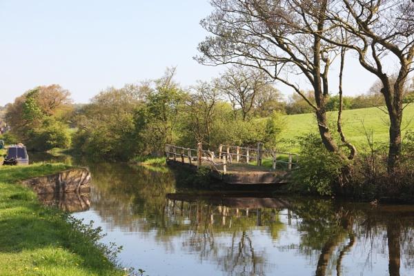 Farm swing-bridge by M_squared