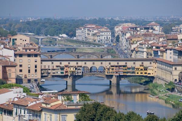 Ponte Vecchio by ColleenA
