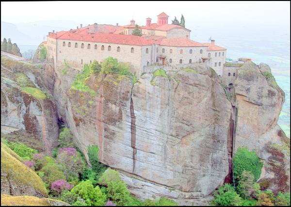 Agios Stefanos by jimobee