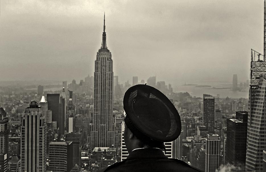 NYC     Melancholia