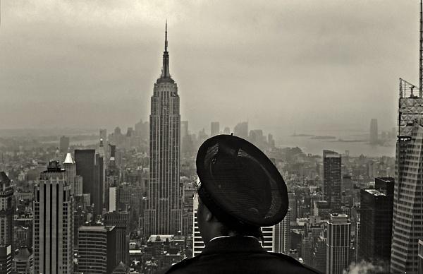 NYC     Melancholia by mtuyb