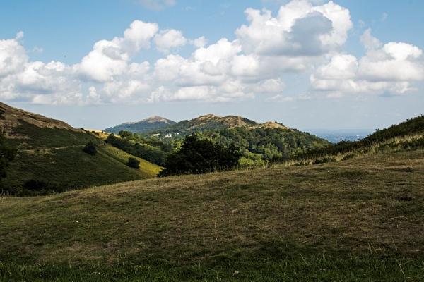 Beautiful Malvern Hills by Janetdinah