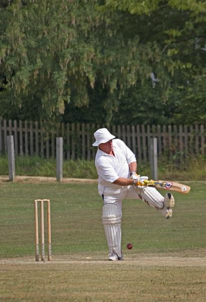 Leg Before Wicket by AlfieK