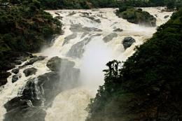 Monsoon Waterfalls, Karnataka India
