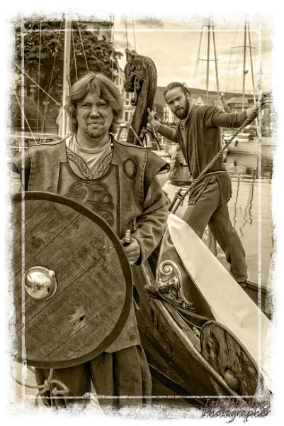 There be Vikings in Norway by IainHamer