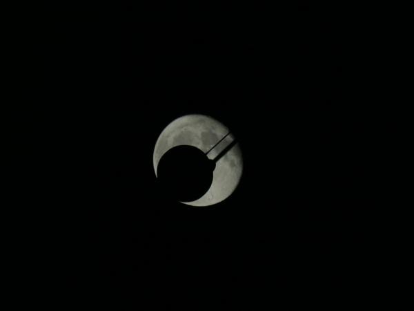 fantasy Crescent moon by shamimsalemi