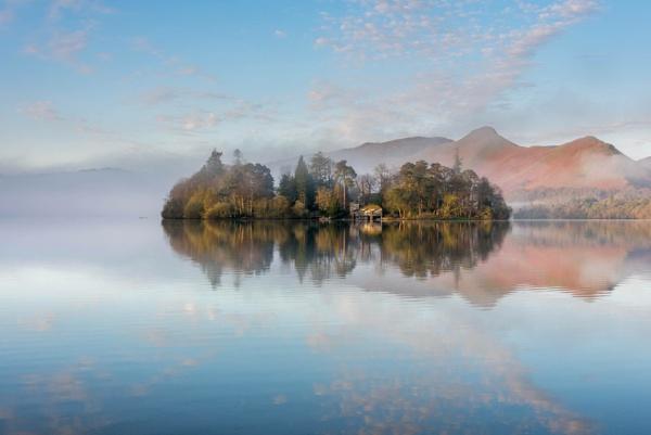 Derwent Isle Cloudscape by Coloured_Images