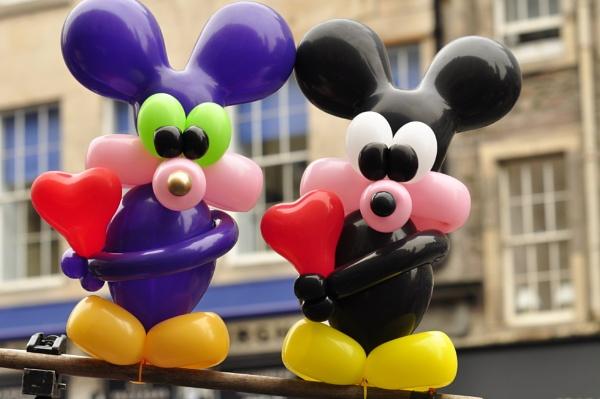 balloon figures by elmer1