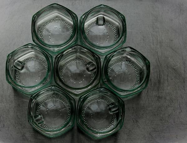 Honey jars by helenlinda