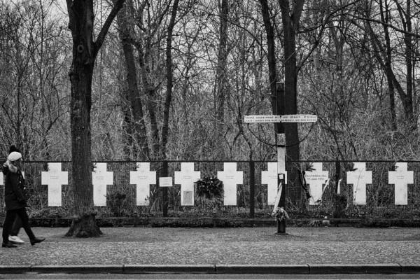 Victims memorial Berlin by nikonhammer