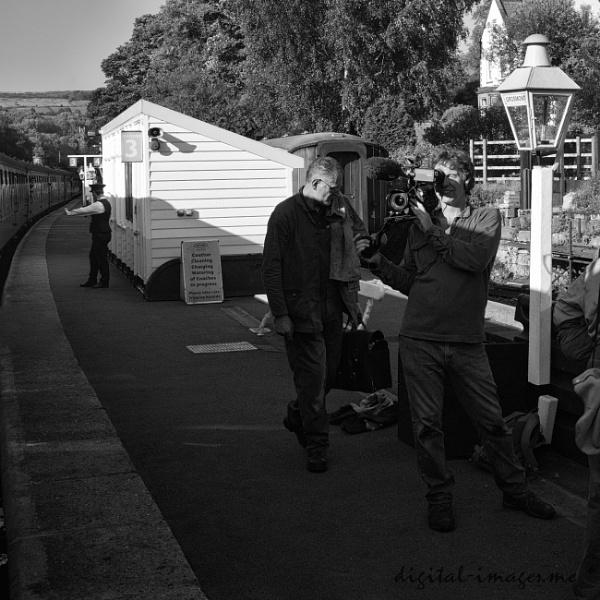 Cameraman by Alan_Baseley