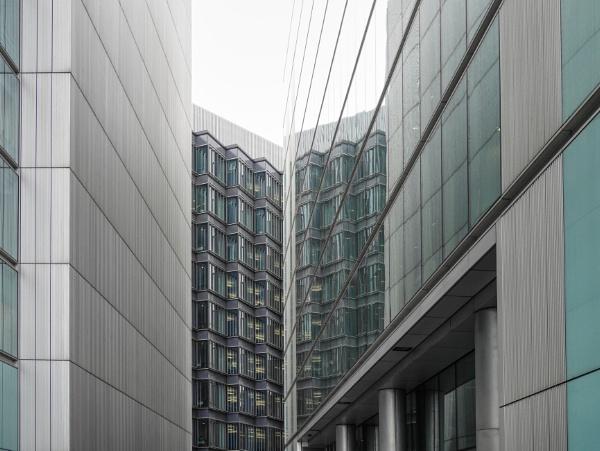 Cityscape London by StevenBest